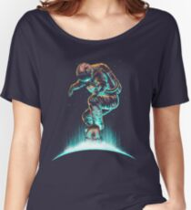 Space Grind Women's Relaxed Fit T-Shirt