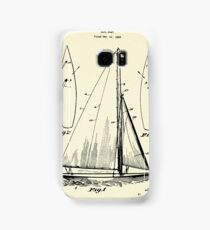 Sail Boat-1927 Samsung Galaxy Case/Skin