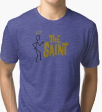 The Saint Tri-blend T-Shirt