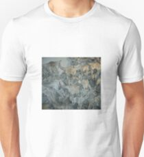 Bison Skull Collection, Head-Smashed-in Buffalo Jump, Alberta, Canada Unisex T-Shirt