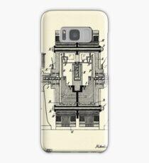 Electric Circuit Controller-1898 Samsung Galaxy Case/Skin