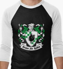 Brave  Men's Baseball ¾ T-Shirt