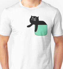 Nitori pocket cat tshirt Unisex T-Shirt