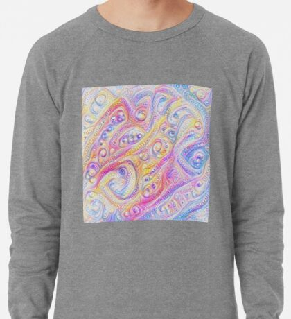 Summer day #DeepDream A Lightweight Sweatshirt