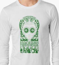 GREEDO (GREEN) Long Sleeve T-Shirt