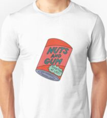 Nuts and Gum T-Shirt