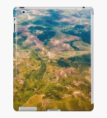 Land from the sky iPad Case/Skin