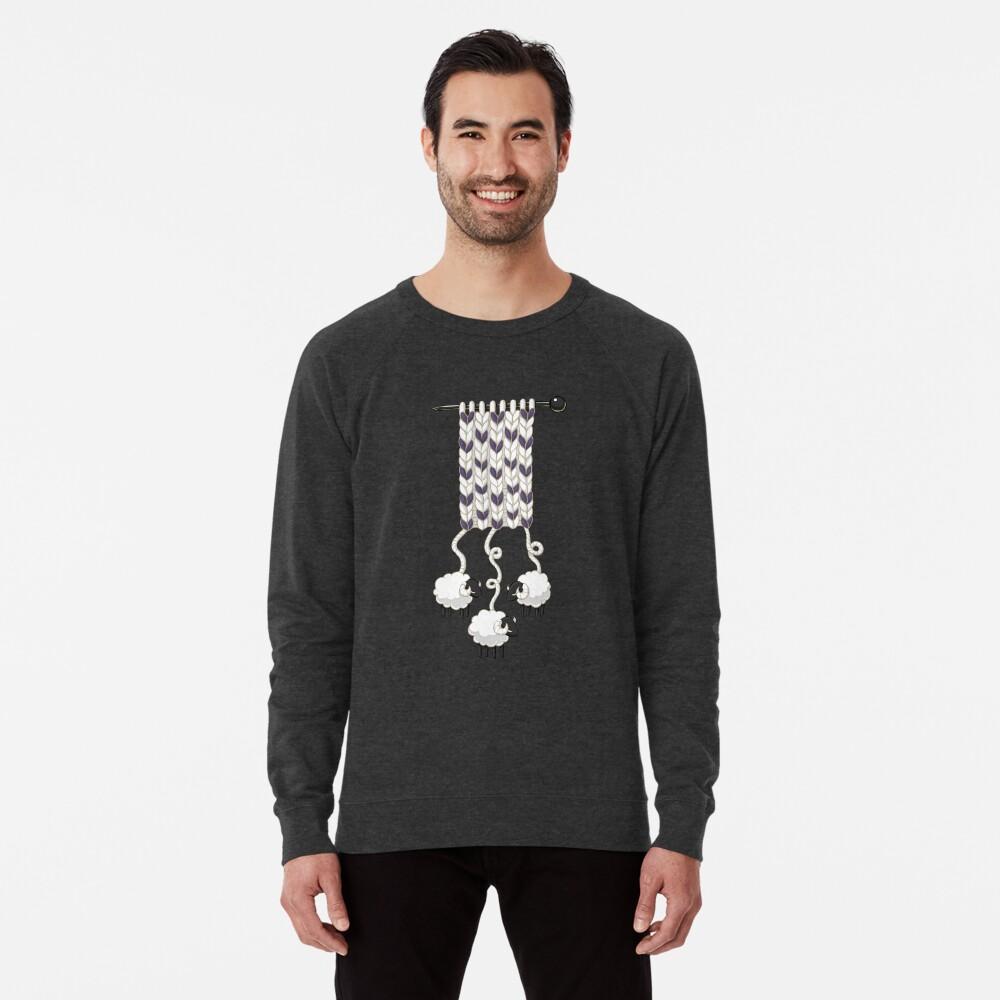 Wollschal Leichter Pullover