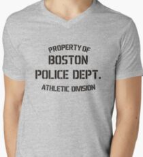 Property Of Boston Police Dept T-Shirt