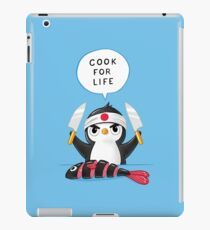 Penguin Chef iPad Case/Skin