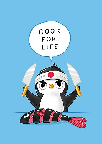 Penguin Chef by freeminds