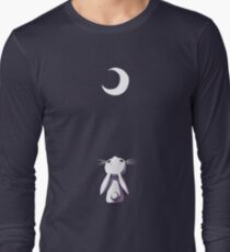 Moon Bunny Long Sleeve T-Shirt