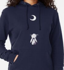 Moon Bunny Lightweight Hoodie