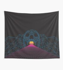 End of the Tunnel Wall Tapestry
