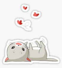 Playing Kitten Sticker