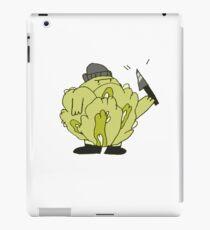 Cabbage Thief iPad Case/Skin