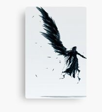 Final Fantasy Canvas Print
