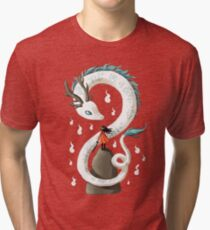 Dragon Spirit Tri-blend T-Shirt