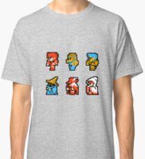 Final Fantasy: Team up (Redux) Classic T-Shirt