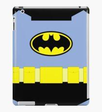 Superhero 004 iPad Case/Skin