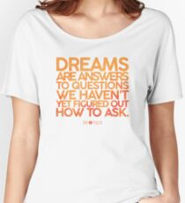 X-Files Dreams Women's Relaxed Fit T-Shirt