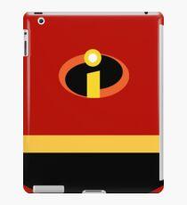 Superhero 005 iPad Case/Skin