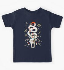 Long Tail Fox Kids Tee