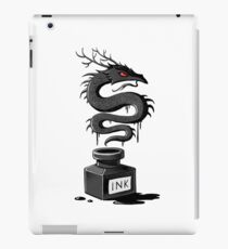 Ink Dragon iPad Case/Skin