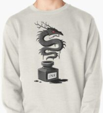 Tinten-Drache Sweatshirt
