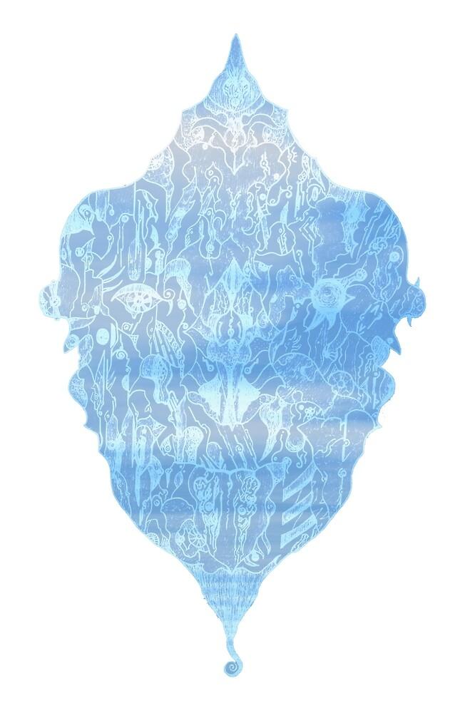 Symmetry? 1 (haze sky version) by Wuyi
