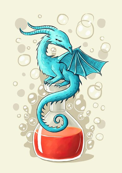 Dragon Potion by freeminds