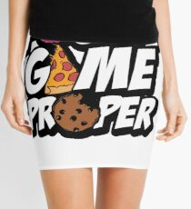 Foodie Game Proper Mini Skirt