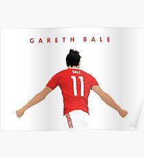 Gareth Bale | Wales Poster