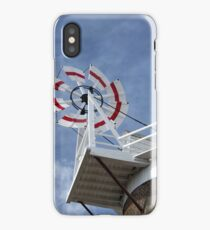 Cley Windmill Fantail iPhone Case/Skin