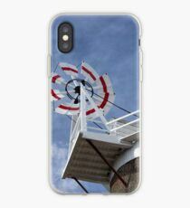 Cley Windmill Fantail iPhone Case