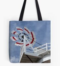 Cley Windmill Fantail Tote Bag