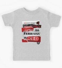 BBG011 — Slogan Kids Tee