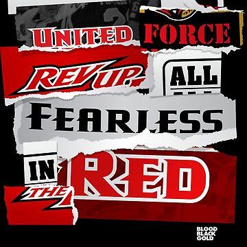 BBG011 — Slogan by BloodBlackGold
