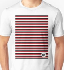 BBG009C — Poles (White) Unisex T-Shirt