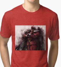 M. Bison Master Tri-blend T-Shirt
