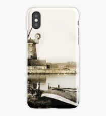 Historical Cley Windmill iPhone Case/Skin