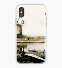 Historical Cley Windmill iPhone Case
