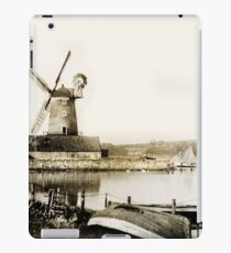 Historical Cley Windmill iPad Case/Skin