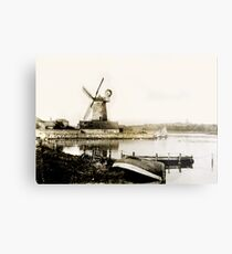Historical Cley Windmill Metal Print