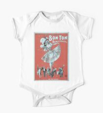 Performing Arts Posters Bon Ton Burlesquers 365 days ahead of them all 0276 One Piece - Short Sleeve