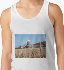 Cley Windmill from the reeds Tank Top