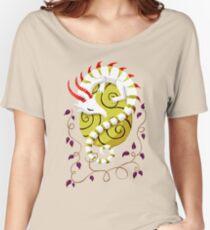 Camiseta ancha Huevo de dragón