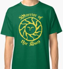 Dark souls t shirts redbubble warrior of the sun classic t shirt gumiabroncs Gallery