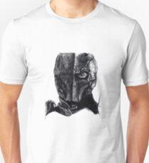 Deathstroke Sketch Ballpoint T-Shirt