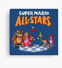 ALL STARS Canvas Print